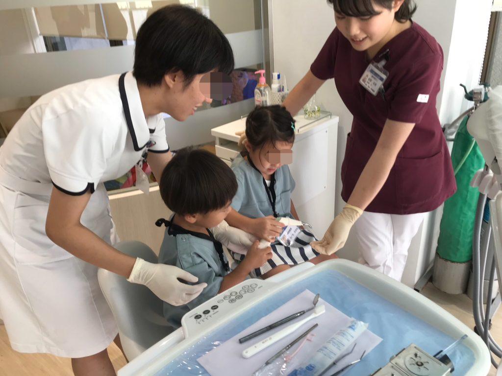 歯医者さん体験! キッザニア2018冬