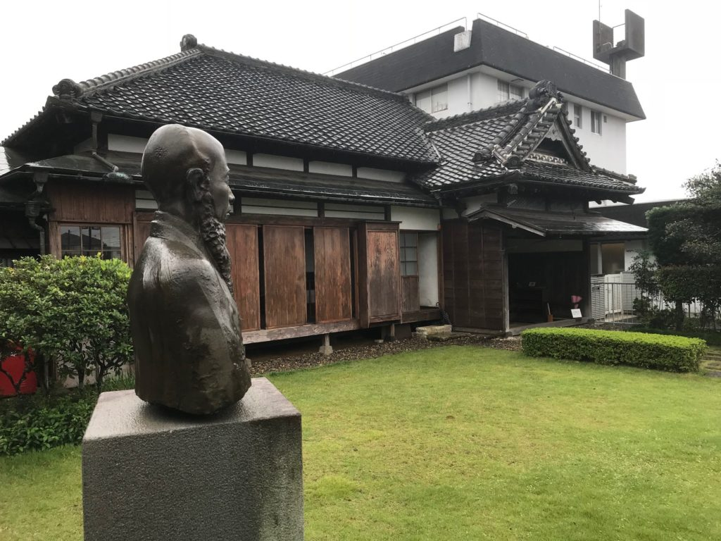 医史跡、医資料館探訪記3 佐倉順天堂記念館を訪ねて