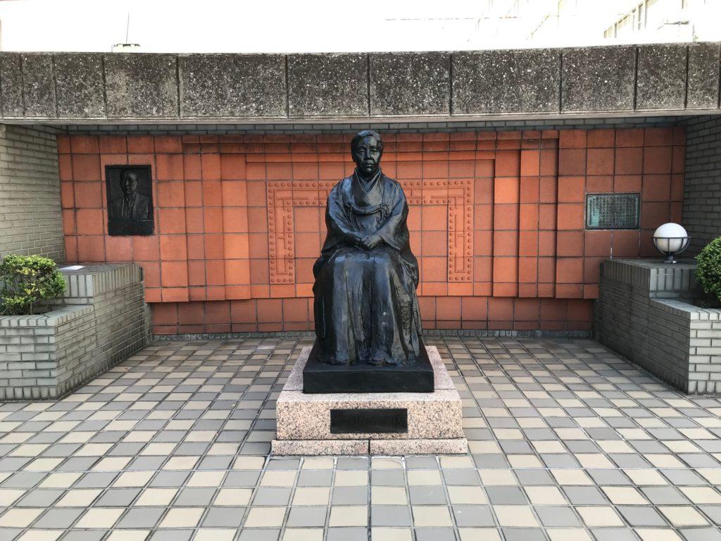 医史跡、医資料館探訪記11 吉岡彌生記念室(東京女子医大史料室)を訪ねて