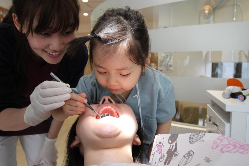 歯医者さん体験2019夏