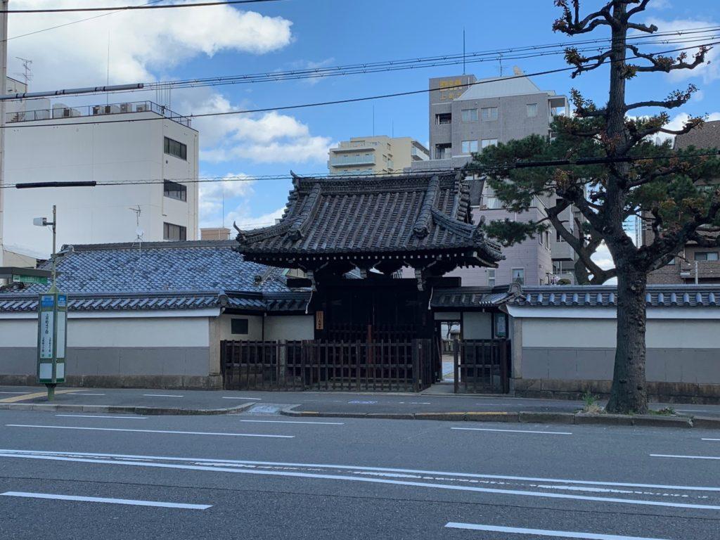 医史跡、医資料館探訪記25 大坂仮病院跡、大阪医学校跡を訪ねて